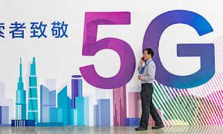China has installed 5G base stations