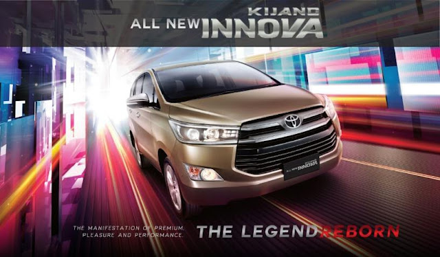 Spesifikasi All New Kijang Innova 2016 Modifikasi Harga Toyota Auto 2000
