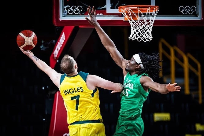 Tokyo Olympic Games: Nigerian basketball team loses first game