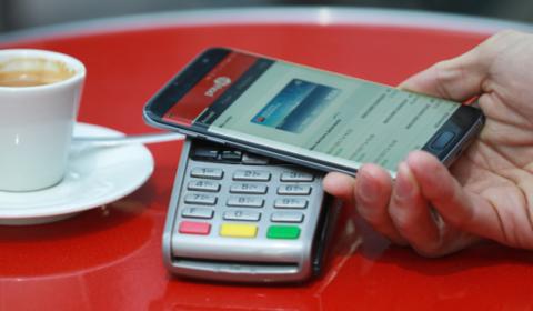Paiement sans contact Paylib