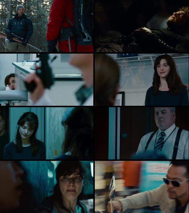 The Bourne Legacy 2012 Dual Audio Hindi 720p BRRip