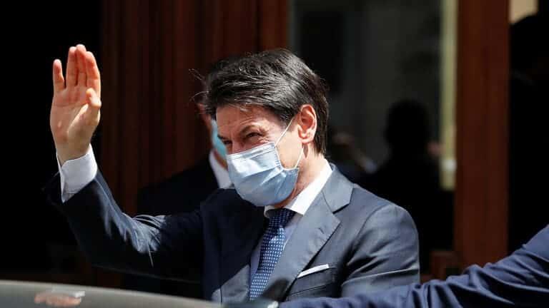 رئيس-وزراء-إيطاليا-يواجه-استجوابا-بشأن-تعامله-مع-أزمة-كورونا