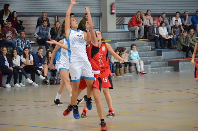 Baloncesto | Salesianos y Paúles protagonizan el derbi barakaldés en Sénior de Primera femenina
