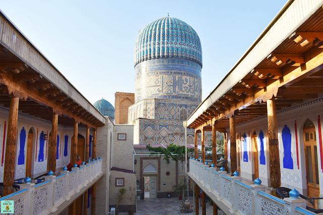 Alojamiento Samarkand