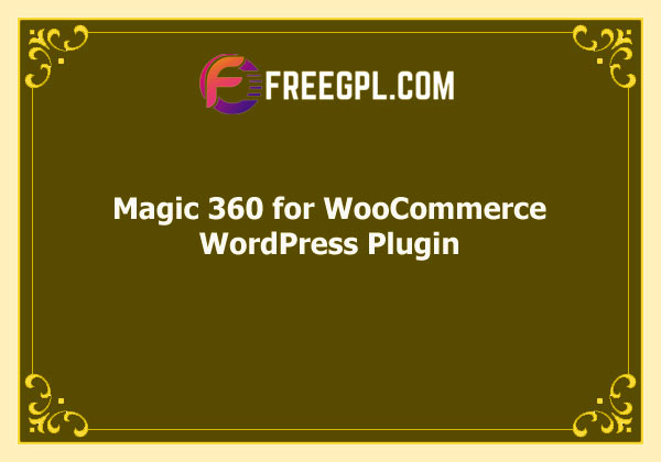 Magic 360 for WooCommerce Free Download