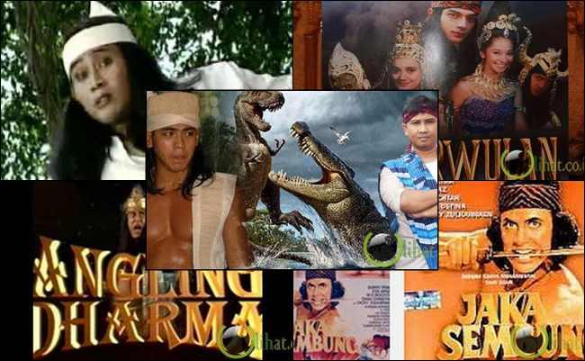 10 Pendekar Legendaris di Film Jadul Indonesia yang paling Populer