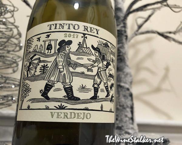 Tinto Rey Verdejo 2017
