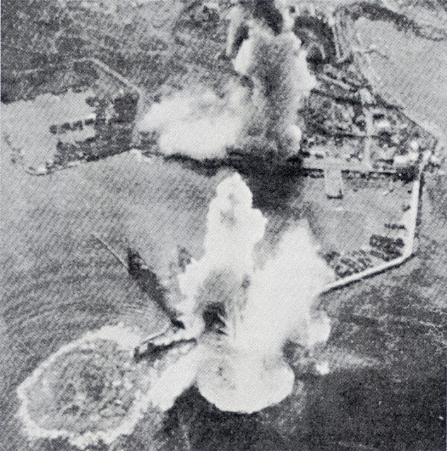 6 April 1941 worldwartwo.filminspector.com Piraeus Harbor Greece