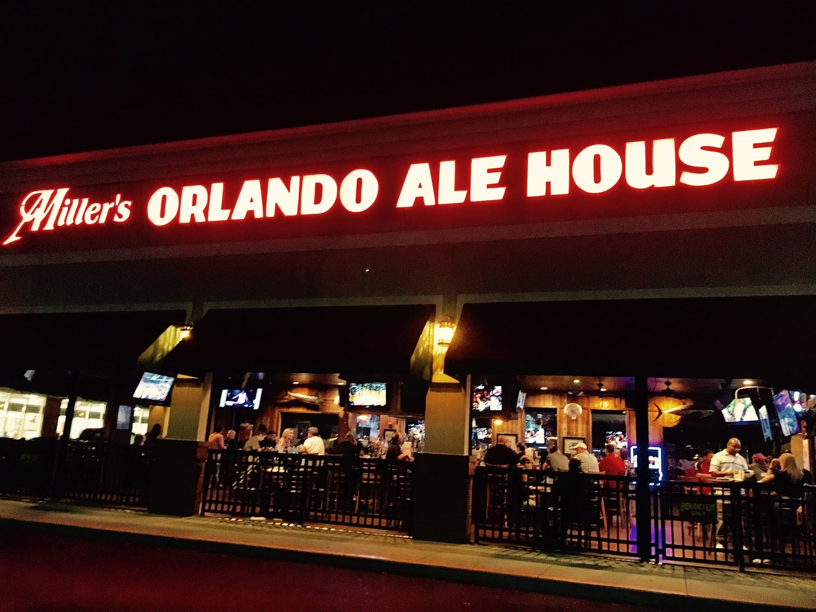 Nov 14, · Millers_Ale_House, Public Relations Manager at Miller's Ale House - Orlando Sanford, responded to this review Responded April 5, Oh no Howard! This definitely doesn't sound like a typical trip to our House, and we'd like to follow up with you /5().