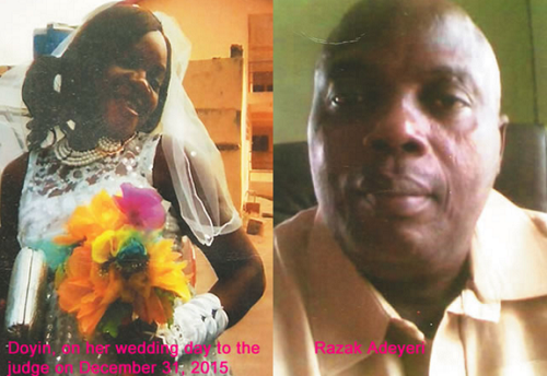 Judge Impregnates Woman 3 Months After Dissolving Her Marriage As Husband Says, 'I No Go Gree'