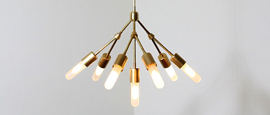 Raymond Barberousse lighting fixtures