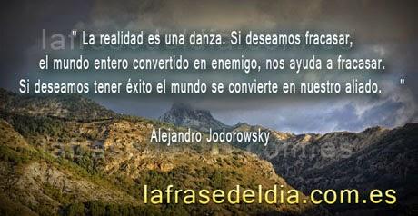 Mensajes motivadores de Alejandro Jodorowsky