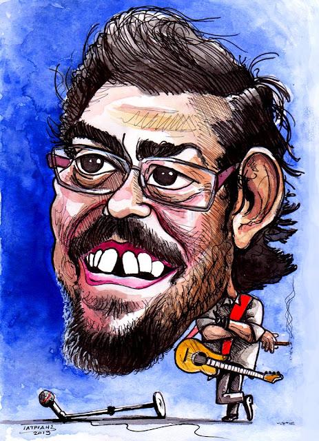 lavrentis maxairitsas egxromi karikatoura foros timis ston ellina rock tragoudopoio by iatridis
