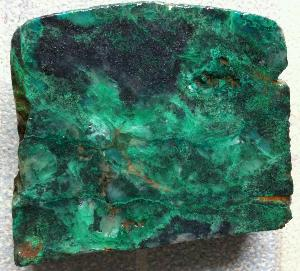 bahan batu bacan hijau