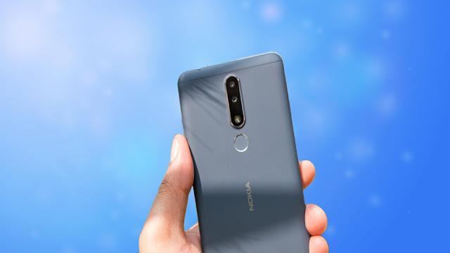 سعر ومواصفات هاتف Nokia 3.1 Plus الجديد