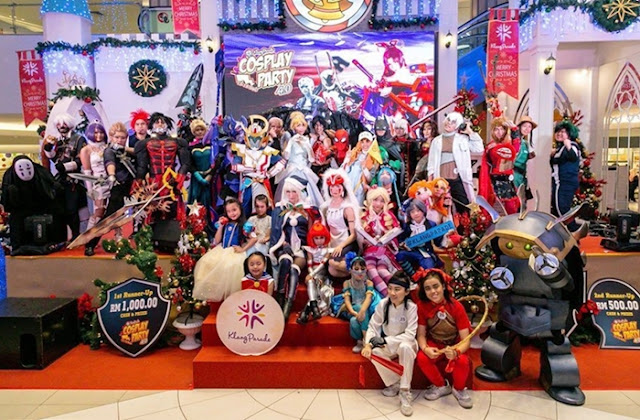 Top 5 Cosplay Costumes, Join Klang Parade's Cosplay Party 2019, Top Cosplay Costume, Cosplay Costume, Cosplay, Klang Parade, Lifestyle