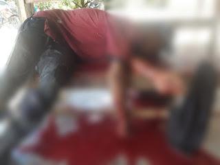 Sadis! Seorang Warga Sukamaju Lutra  Dibunuh Leher Digorok, Cuma Gara-gara Ini