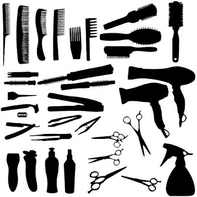 straightening comb, flat iron