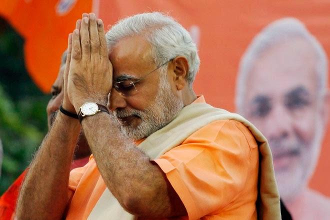 Truth Arrived - Narendra Modi