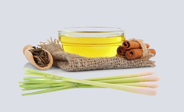 Lemongrass and Cinnamon Oil