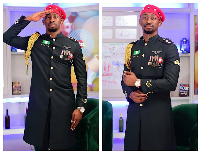 Beautiful Photos of Celebrities as they Celebrate Nigeria 61st Independence day