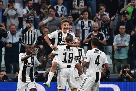 Juventus chuẩn bị cho mùa giải 2018-2019 thành công.