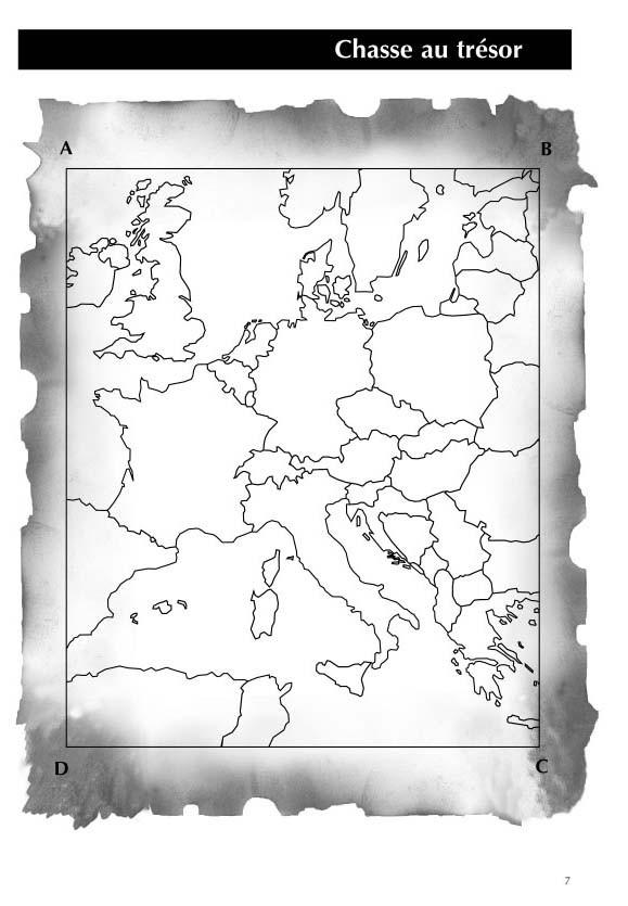 Carte Au Tresor Geometrie.Geometrie En S Amusant Chasse Au Tresor Et Chasseur Galactique