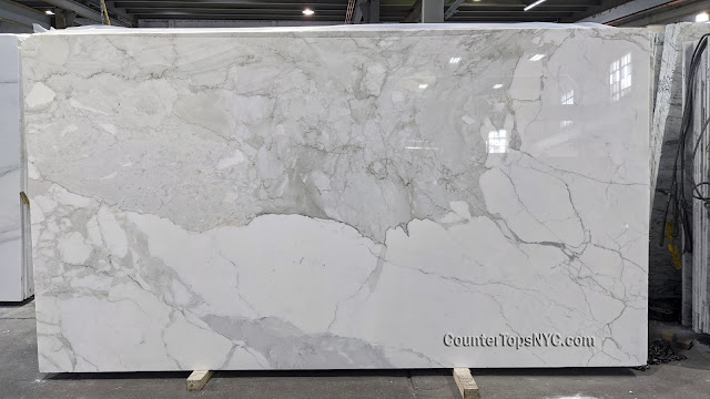 Calacatta Gold Natural Stone Marble Slabs NYC