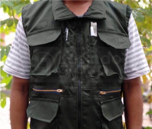 Jasa Sablon Kaos Murah - Pembuatan Polo Shirt - Konveksi Kemeja - Jaket - Rompi