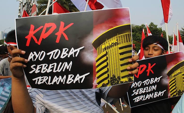 "Penyidik KPK Lakukan Pemerasan, MAKI: Stop Gunakan Narasi ""KPK Hebat""!"