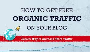 How to Increase Organic Traffic to Blog in 2021