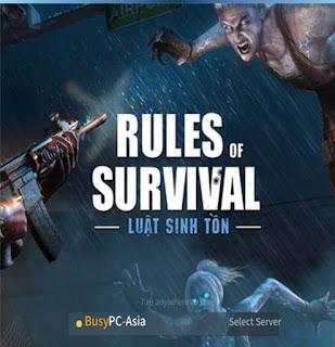 Spesifikasi RULES OF SURVIVAL PC