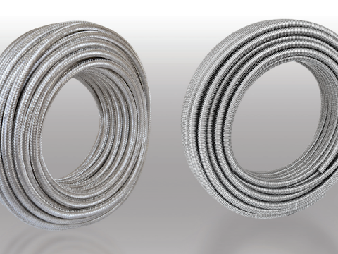 Flexible Metal Hose HELS