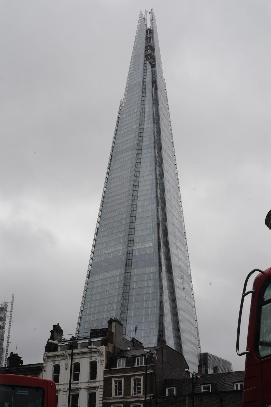 Kolla har ar londons svar pa eiffeltornet