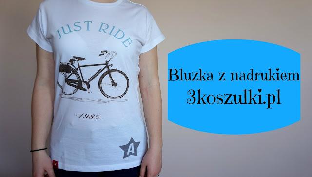 RECENZJA: Bluzka z nadrukiem | 3koszulki.pl