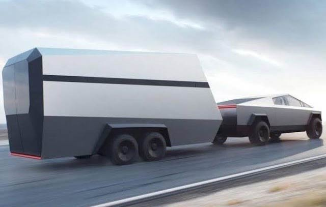 Tesla Company Reveal a Truck Named Cybertruck