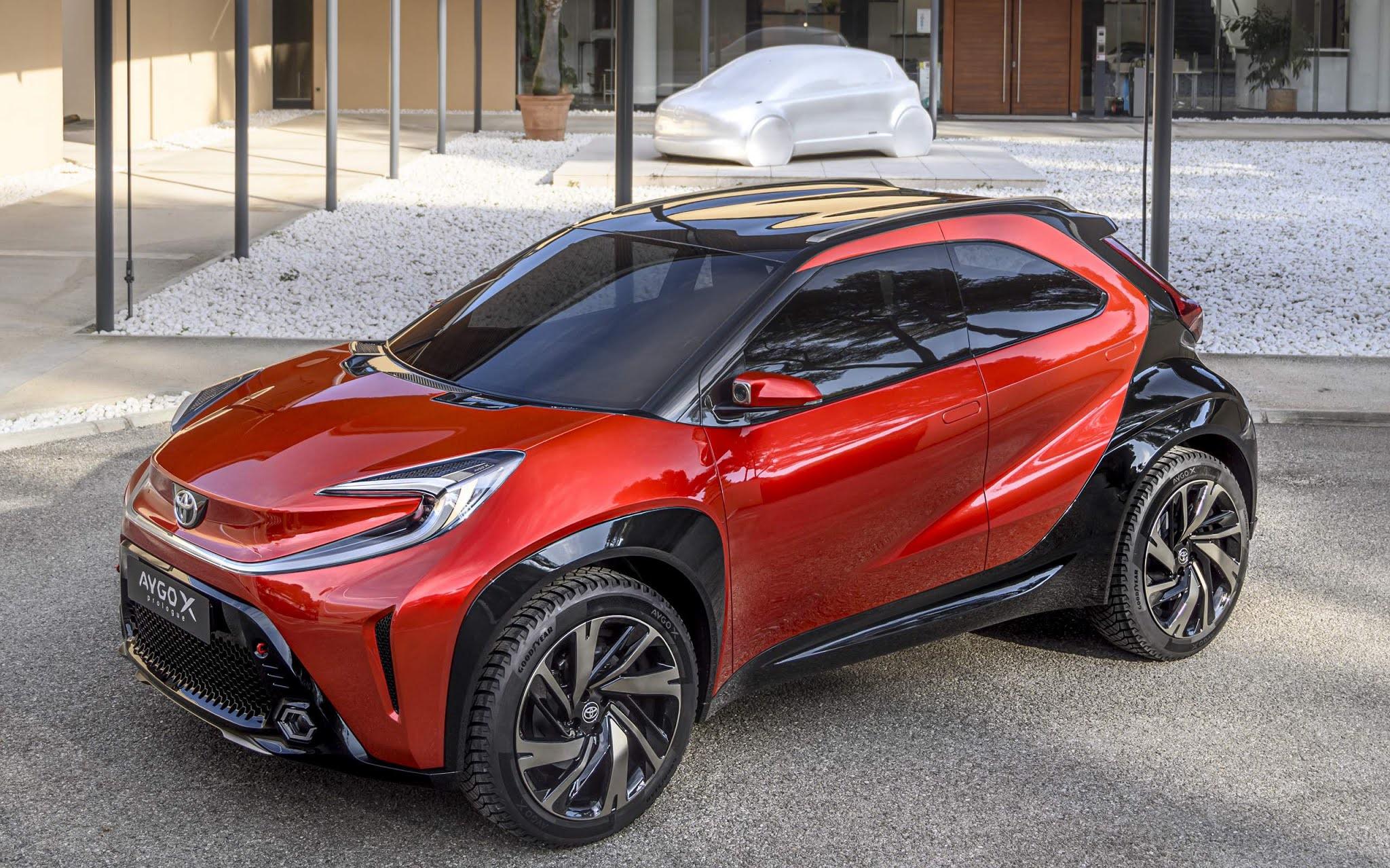 Toyota planeta recorde de produção para manter liderança em 2021