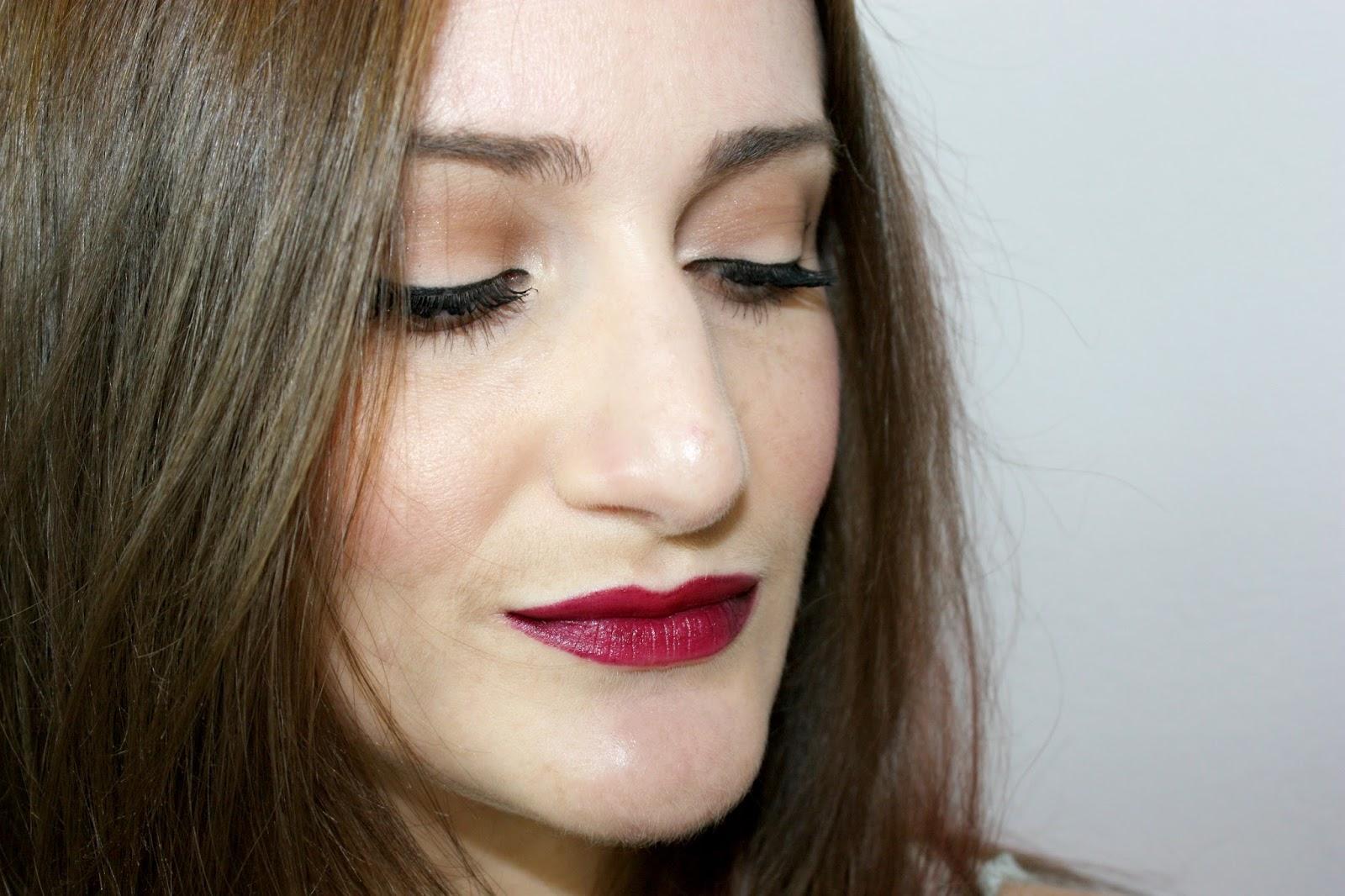 Préférence Nous les Nanas: Mon Ombré Lips d'Automne avec Amaranth de Kiko ❤❤❤ WO97