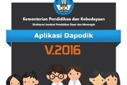 Aplikasi Dapodik Versi 2016