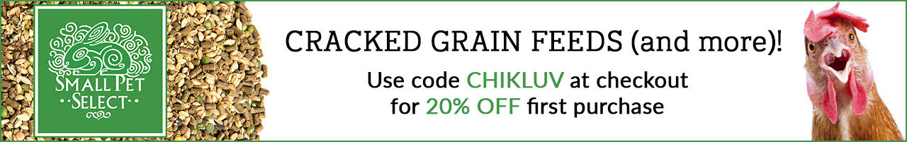 Everything for your backyard chickens, from food to bedding.