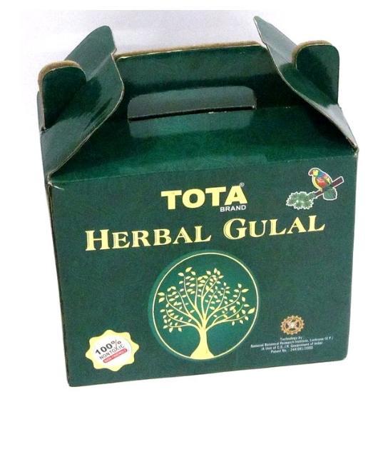 Tota Herbal Gulal 5 Pc Of 100 Gms Gift Pack