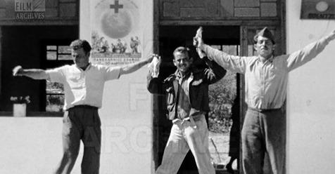 Ασπρόμαυρο βουβό φιλμ του 1955 από το Τολό Αργολίδας - Μην το χάσετε!!! (βίντεο)