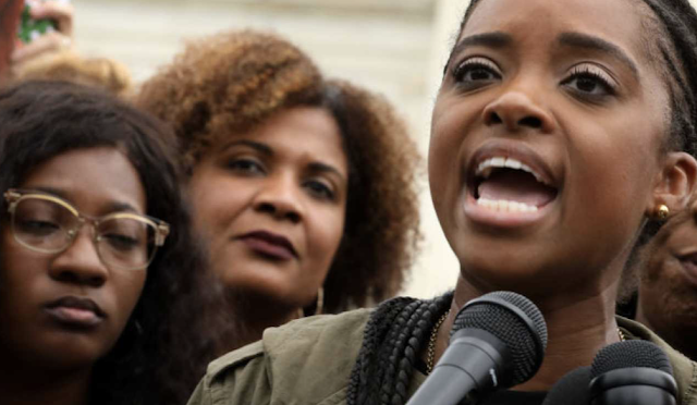 Women's March Leader: Yeah, Jews Are White Supremacists