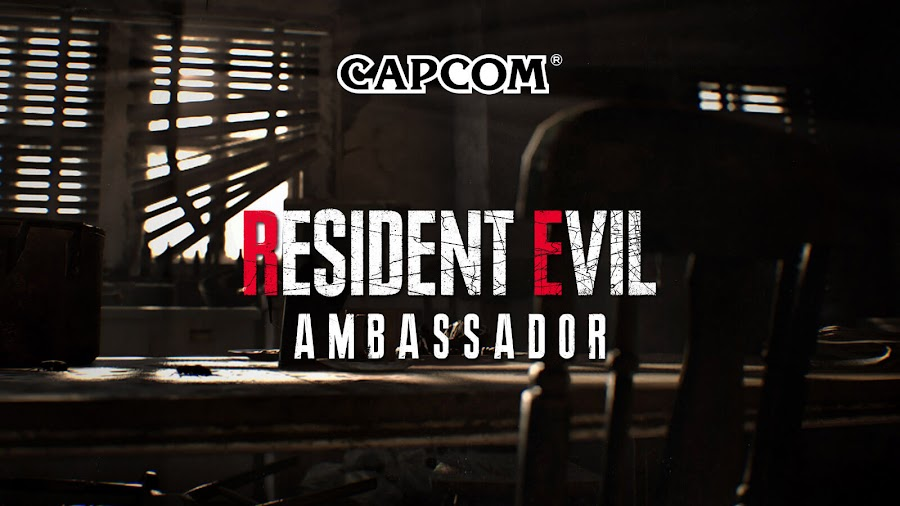 capcom ambassador u.s. tester new resident evil game september 2019