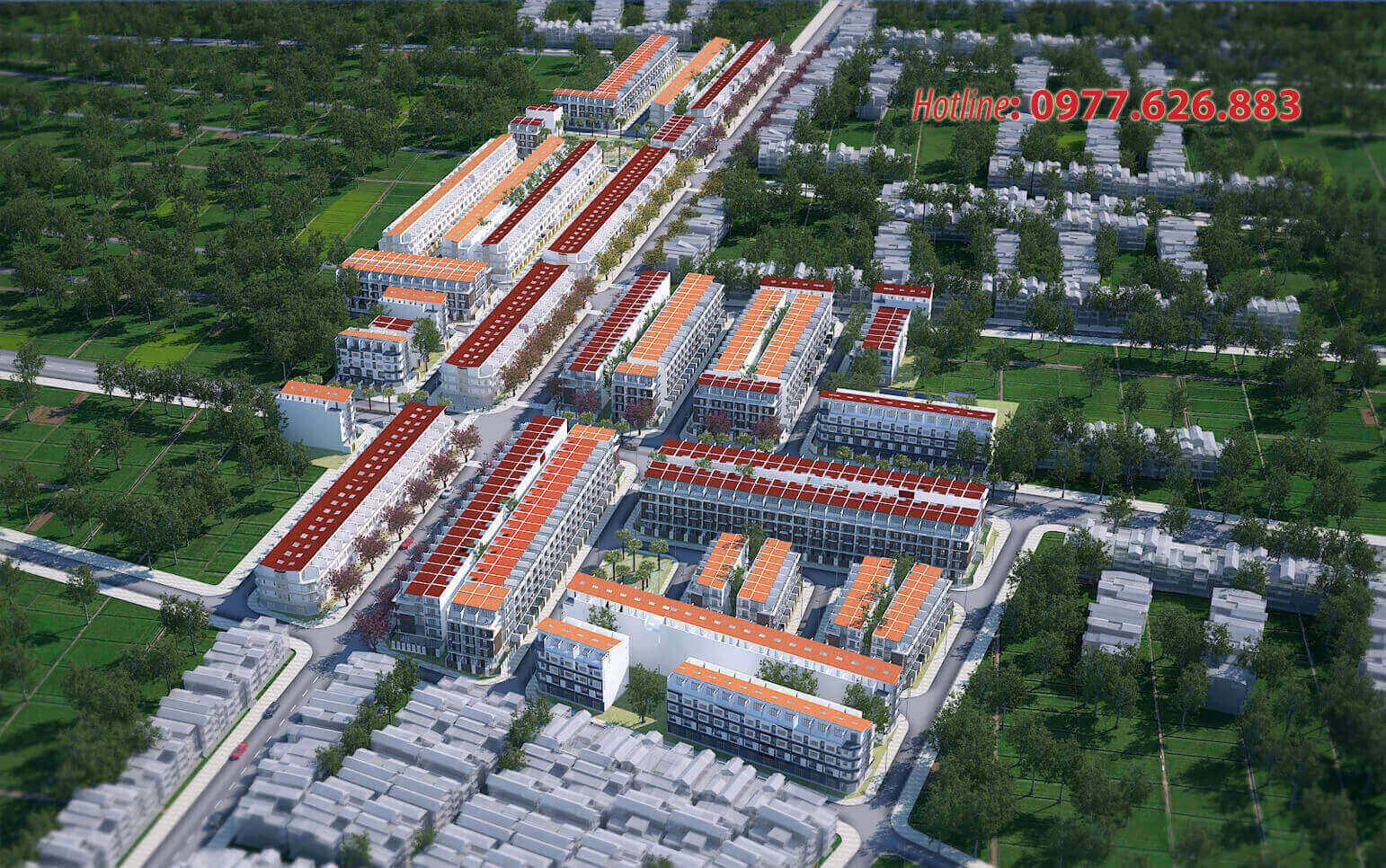 Mở bán đất nền khu dân cư Hương Mạc, Từ Sơn, Bắc Ninh mới nhất *