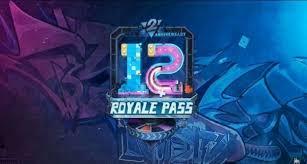Royale pass 12 pubg mobile