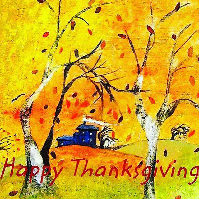 Thanksgiving Wishes Unique Image