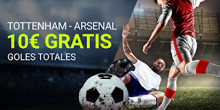 Luckia promo Tottenham vs Arsenal 12-7-2020