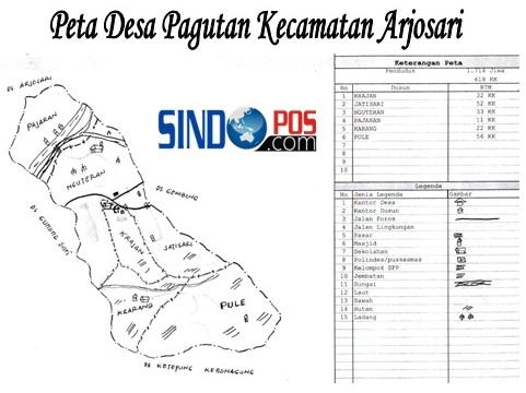Profil Desa & Kelurahan, Desa Pagutan Kecamatan Arjosari Kabupaten Pacitan
