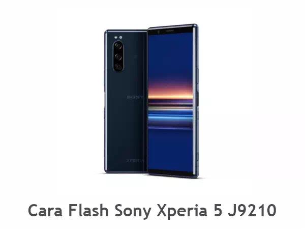 Flash Sony Xperia 5 J9210